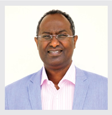Dr. Mohamud Hussein